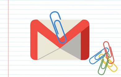 como anexar um arquivo no gmail